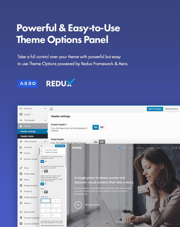 Avenue WordPress Theme